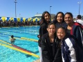 """At a swim meet in February,"" — Megan Zhang, 11"