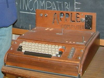 The Apple I went on sale in July 1976 at a price of US$666.66. About 200 units were produced