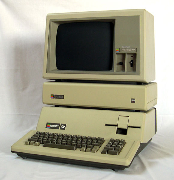 The Apple III, was considered a failure in the market, due to serious stability issues that required a design overhaul and a recall of existing machines, it was formally reintroduced the following autumn. The introductory price was $7800.