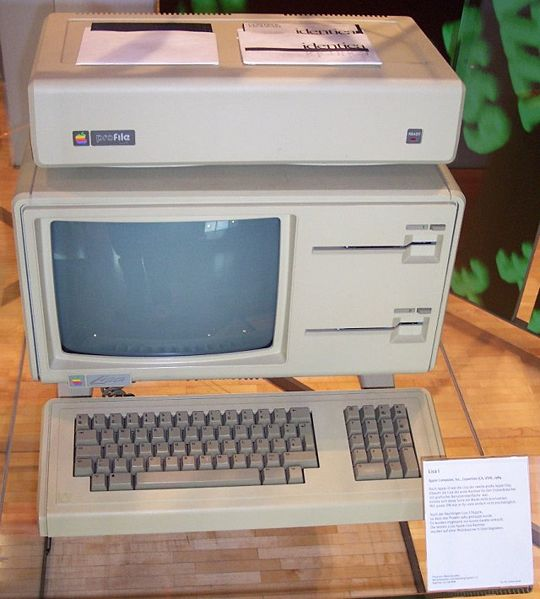 Apple Lisa development began in 1978 as a powerful personal computer with a graphical user interface (GUI,) targeted toward business customers.