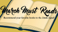 March Must-Reads Banner